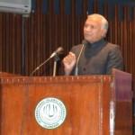Prof. Dr. Abdu Sufyan Islahi, Aligarh Muslim University delivered lecture