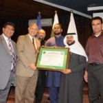 IRI Confers Educational Award on Senator Mushahid Hussain Syed