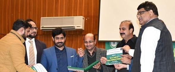One-Day Seminar for Naujawanan-E-Pakistan at PMAS-AAUR