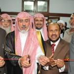 H.E. Prof. Dr. Sulaiman bin Abdullah Aba al-Khail inaugurated renovated IRI Complex and printing of Quran in IRI Press