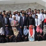 Two day training workshop on Naujawanan-e-Pakistan held at Sheikh Zayed Islamic Centre, University of Karachi
